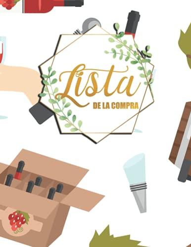 Lista de la compra: Cesta de la Compra Organizador Lista de la Compra para Comida a Comprar