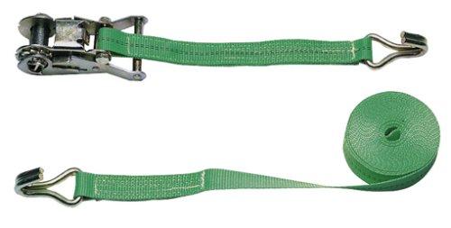 Kerbl Ratschenzurrgurt zweitlg. grün 35mm / 6m; Zurrkraft 2000 kg