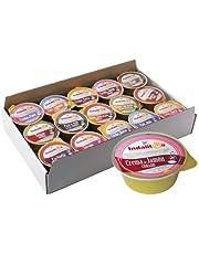 Indalitos vleescrème Curado dienblad, 30 stuks à 25 g