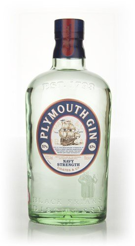 Plymouth Gin Navy Strength - 0,7 Liter