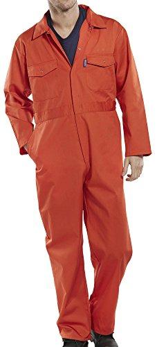Click Overall Orange 36