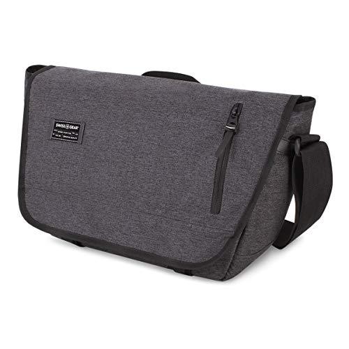 SWISSGEAR Multi-Functional 13-inch Laptop Messenger Bag   Travel, Work,...
