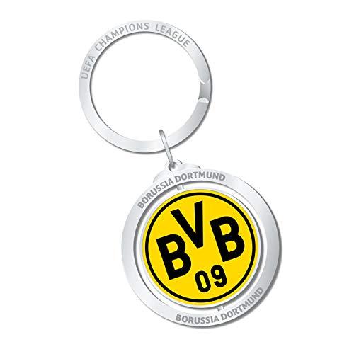 Borussia Dortmund BVB-Schlüsselanhänger zur UEFA CL one size