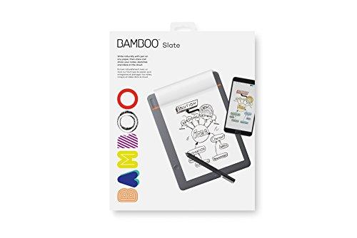 Wacom Bamboo Folio Smartpad Digital Notebook (Best Drawing App For Wacom)