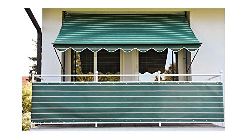 Angerer Klemmmarkise Nr. 2300 Grün 150 x 300 x 225 cm, 2302/2300