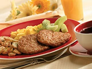Jimmy Dean Fully Cooked, Formed Pork Sausage Patties, 3.25