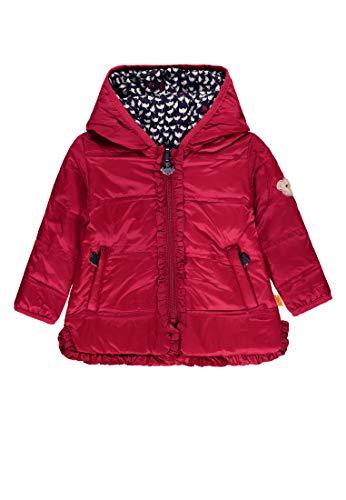 Steiff Baby-Mädchen Anorak wendbar Jacke, Rot (Tango Red|Red 2016), 92