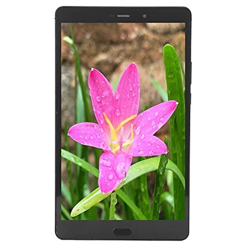 Jopwkuin Tablet Pc Tableta 3D 64G T1 Alta tecnología HD Sin Gafas Pantalla estéreo Ai de Diez núcleos de 8,37 Pulgadas Batería incorporada 110-240V Tablet PC Android 1600 X 2560 64G ROM (EU-Plug)