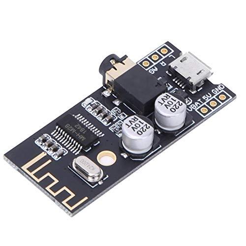 M38 módulo inalámbrico estable MH-MX8 decodificador sin pérdida DIY Kit para módulo Bluetooth (M28 versión de conector de auriculares)