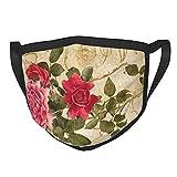 Máscaras antibacterianas unisex multiusos máscaras reutilizables, adecuadas para compras al aire libre, reuniones deportivas, varios estilos