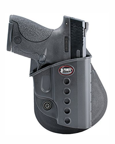 Fobus Standard Right Hand Handed Concealed Carry Polymer Paddle...