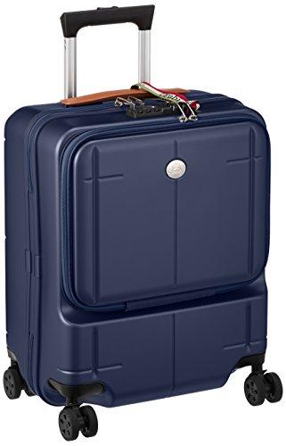 [オロビアンコ] スーツケース ARZILLO(縦型) 機内持込み可能 機内持ち込み可 35L 47 cm 3.8kg ネイビー