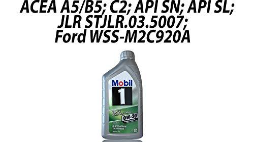 Mobil 154317 Öl ESP LV 0W-30 1L