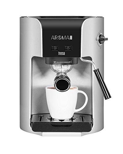 Kolbowy ekspres do kawy TEESA AROMA 300 3 w 1 z dyszą spieniającą mleko