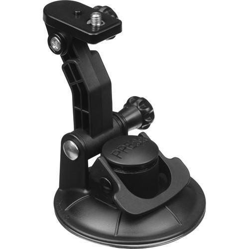 iON Camera 5011 - Soporte con Ventosa para cámara de Fotos (Negro)