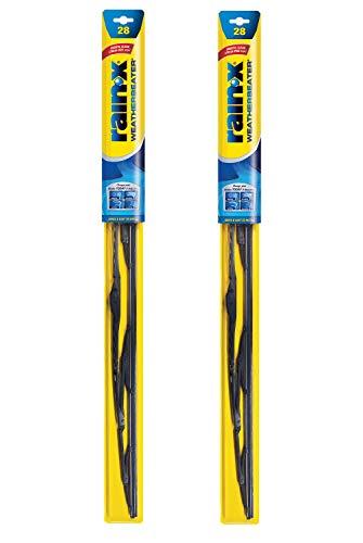 Rain-X 820152 28' Windshield Wiper Blade, 2 Pack