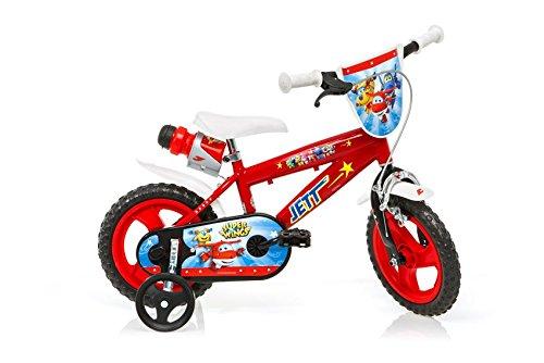 dino 412Ul-Sw - Bicicletta Super Wings