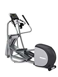 Precor Elliptical for high intensity interval training