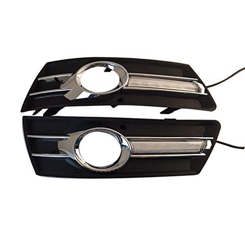 Genius Gn-9903 lumière de jour Running Light LED DRL kit brouillard Jour lampe, Lot de 2