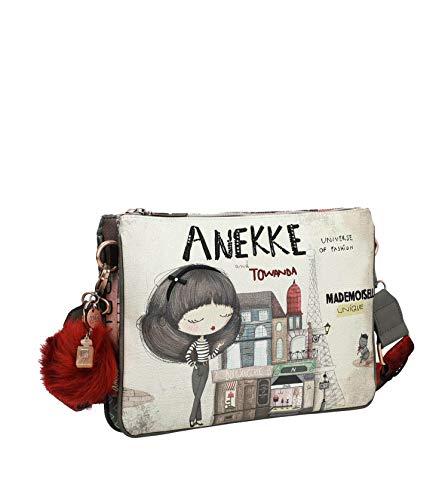 Anekke Square Tasche Paris Grimaces