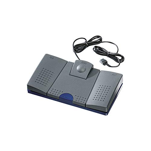 Digta Foot Control 536 (GGI2404), professioneller Fußschalter für Schreibplatz