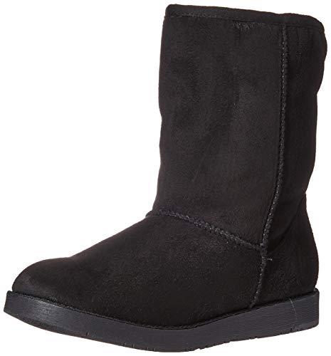Rock & Candy Women's LUNAH Chukka Boot, Black, 6 Medium US