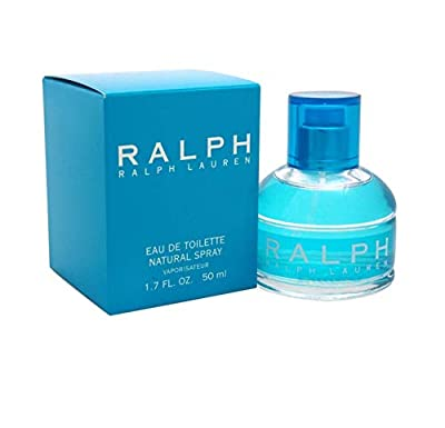 Ralph Perfume by Ralph Lauren for Women. Eau De Toilette Spray 1.7 Oz / 50 Ml.