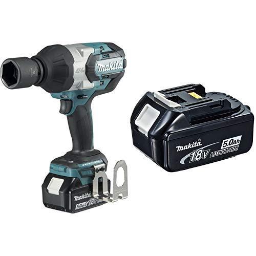 Makita DTW1001RTJ Brushless - Llave de impacto + Makita 4434175 - Acumulador 18 V