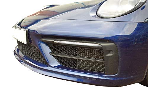 2017 bis 2018 Zunsport Kompatibel mit Porsche Carrera 991.2 GTS schwarz /äu/ßerer Grillsatz