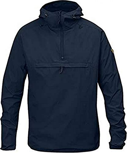 FJÄLLRÄVEN Herren High Coast Wind Anorak, Navy, M