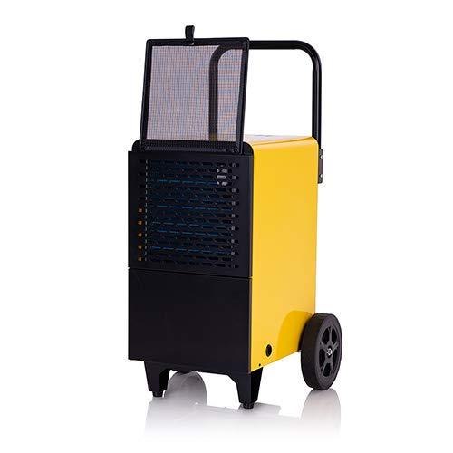 Deshumidificador de aire profesional 50L/24h, 300m3/h, op-50