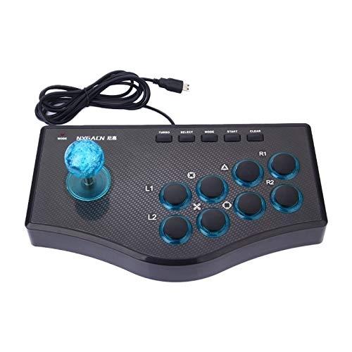 Durable Rue Gladiator USB machine poignée contrôleur de jeu à bascule for PC / PS3 / TV Box