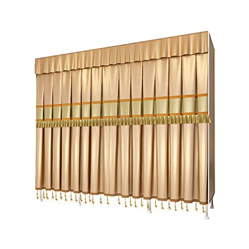 Review PENG Wardrobe Fabric Steel Frame Bold Reinforcement Cloth Wardrobe Large Simple Modern econom...