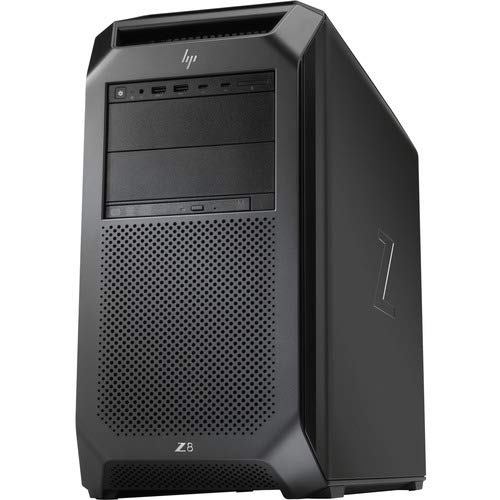 HP Z8 G4 Workstation - Xeon Silver 4214-32 GB RAM - 1 TB HDD - Tower - Black - Windows 10 Pro for Workstations 64-Bitnvidia Quadro RTX 4000 8 GB Graphics - DVD-Writer - Serial ATA/600 Controller - 0
