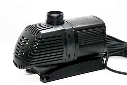 Sicce Syncrapond 2,5 Pompe de Bassin Noir 40 W