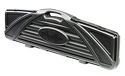 Flambeau Outdoors 6499NZ Safe Shot Double Gun Case - 52.375 in. x 12.75 in. x 4.3 in. Rifle / Shotgun Case, Firearm Storage Accessory