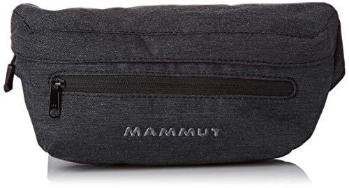 Mammut Uni Hüfttasche Hüfttasche Classic Bumbag Mélange, schwarz, 2 L