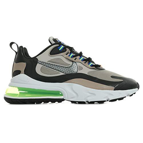 Nike Air Max 270 React WTR - Sepia Stone/Black-Moon Particle, Größe:12