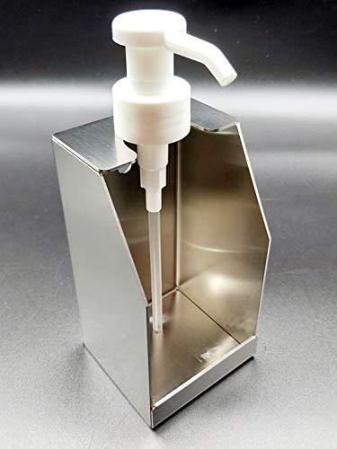 Desinfektionsmittelhalter mit Bode Hartmann Dosierpumpe kompatibel nur für 500ml Sterillium und Bacillol