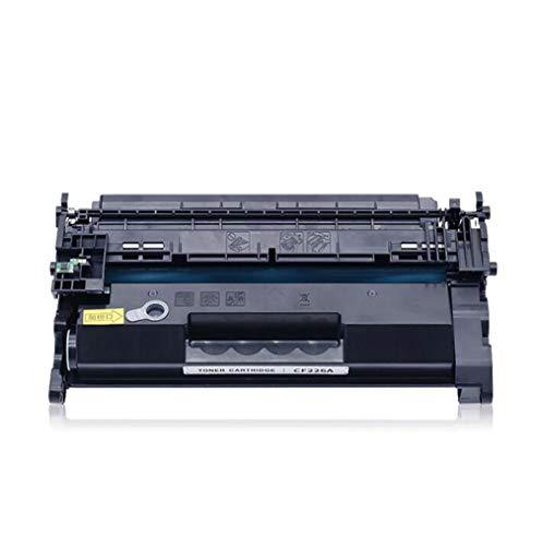 Black CF226A 26A tonercartridge, compatibel met HP Laserjet Pro M402dn M402n 402Dw M426dw 426Fdn 426Fdw inktcartridges, 3100 pagina's, met Chip