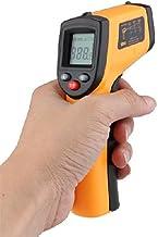 Ecloud Shop® Infrarrojos Infrarrojos Temperatura Digital Pistola termómetro Punto láser -50-330 ° C