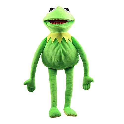 N\ A Kermit The Frog Puppet The Muppet Show Muñeco De Peluche Cumpleaños para Niños 60cm