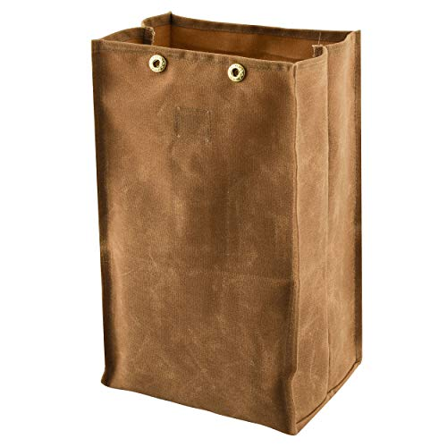 Waxed Canvas Reusable Lunch Bag   Nostalgic Design of the Classic...