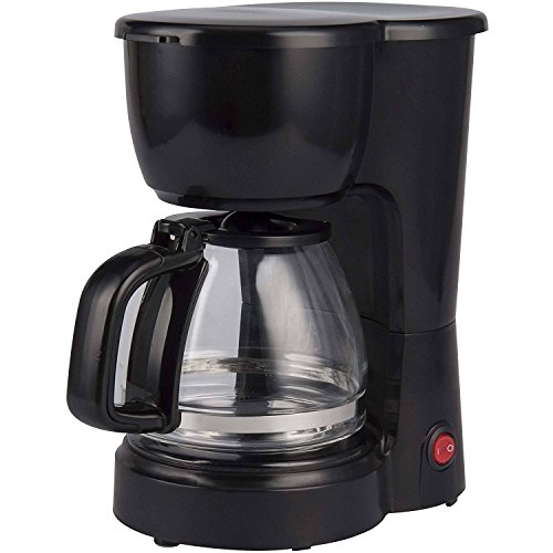 Mainstays 5-Cup Best Coffee Brew Maker with Thermal Carafe