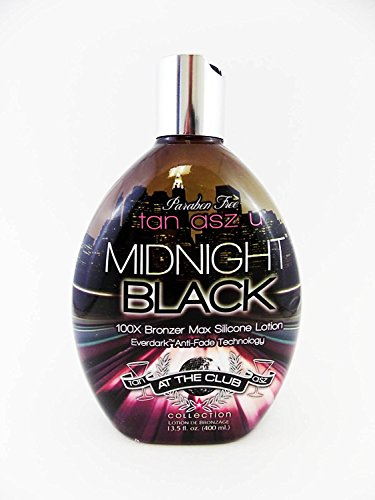 Tan Asz U MIDNIGHT BLACK 100X Bronzer