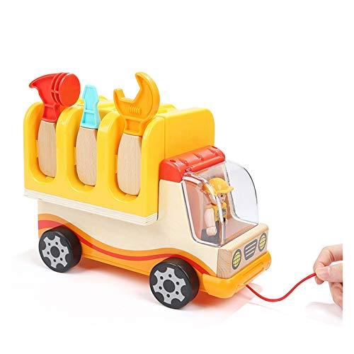 YYQIANG Desmontaje y montaje de la nuez Truco de construcción Educativa Boy Treasure Treasure DISMETPLY Y MONDAJE MEJOR REGALO PARA NIÑOS 2-15 - Adecuado para niños mayores de 3 años Aficiones infanti