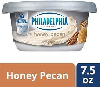 Expect More Philadelphia Honey Nut Cream Cheese Spread, 3 ct. / 22.5 oz