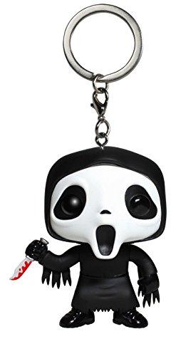 Preisvergleich Produktbild Funko 018407 POP Schlüsselanhänger Figur: Horror: Ghostface