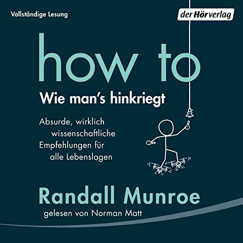 How To - Wie man's hinkriegt  By  cover art