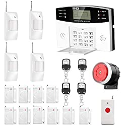 best top rated gsm wireless security system 2021 in usa
